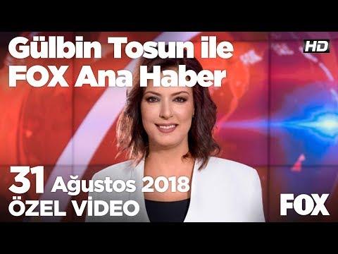 Erdoğan: 34 Yıllık Tezgahı Bozuyoruz!  31 Ağustos 2018 Gülbin Tosun Ile FOX Ana Haber