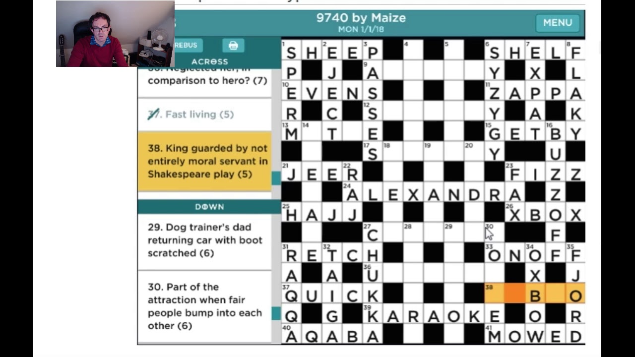 Times Jumbo Cryptic Crossword 1472 Lucian Poll S Web Ramblings
