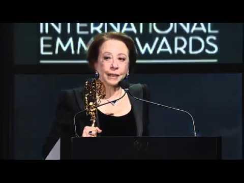 Fernanda Montenegro wins International Emmy