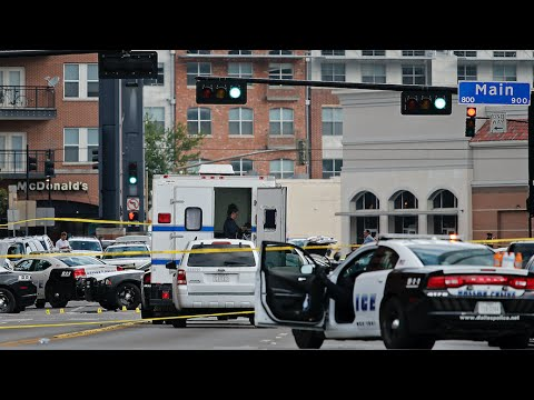 The Latest on the Dallas Police Shootings (With All Due Respect - 07/08/16)
