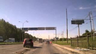 Авария в ЕКАТЕРИНБУРГЕ ИЮЛЬ 2014