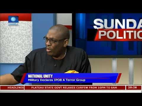 Nigeria Was Not Designed To Succeed By The Colonial Masters Pt.2  Politics Today 