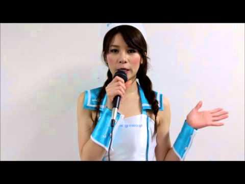 東京オートサロン2014 立花サキ(avex)
