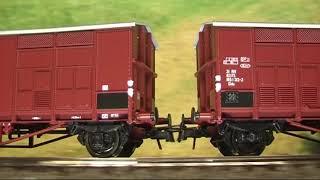 Modellbahn-Neuheiten (704) Roco76164 Güterwagen-Set FS