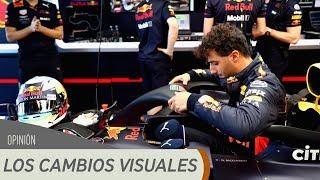El halo, las cámaras onboard y los cambios visuales + SORTEO | Efeuno