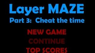 Layer Maze 3 Level1-7 Walkthrough
