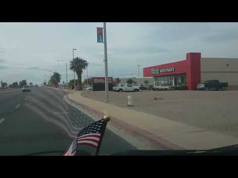 Blythe California and what happened to Kmart!?