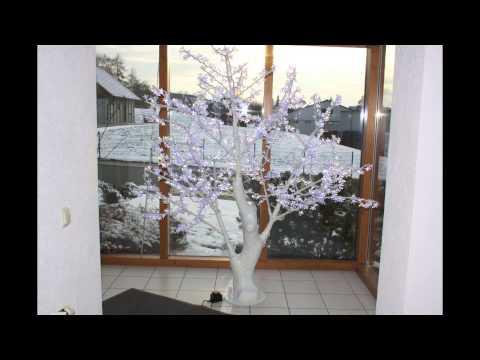 Lichterbaum Schneeweiss - YouTube