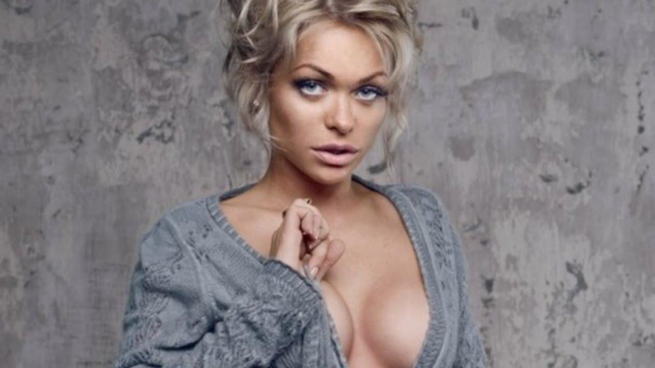 Голые знаменитости Анна Хилькевич голая - видео и фото