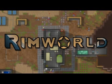 Modded Rimworld - Industrial RIM Ep 4 - Setting Up Automated Mining [Let's Play]