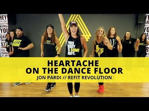 """Heartache on the Dance Floor"" || Jon Pardi || Fitness Choreography || REFIT®️ Revolution"