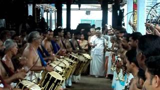 Panchari Melam - Tripunithura Vrishchikolsavam 2011, Day3, Part 2