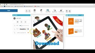 Cara membuat cover ebook 3D gratis