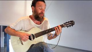 """Rodrigo Amarante - """"O Cometa"""" Acoustic @ Newport Folk Fest 2015 Video"""