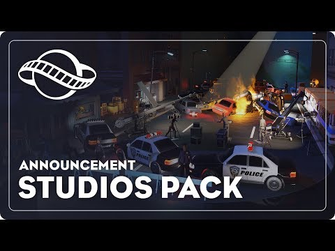 Planet Coaster's Studios Pack Coming Soon!