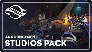 Planet Coaster's Studios Pack Coming Soon! thumbnail