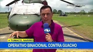 Capturan a alias 'Bryan', lugarteniente y experto en explosivos al servicio de 'Guacho' thumbnail