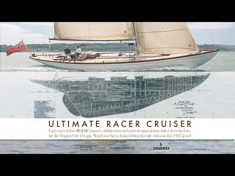 Ultimate classic racer-cruiser yacht for sale