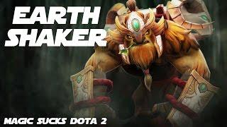Как играть за Earthshaker Гайд на Шейкера Дота 2 (Earthshaker Dota 2 Guide)