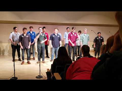 UIUC Xtension Chords - What we're thinking while we're singing