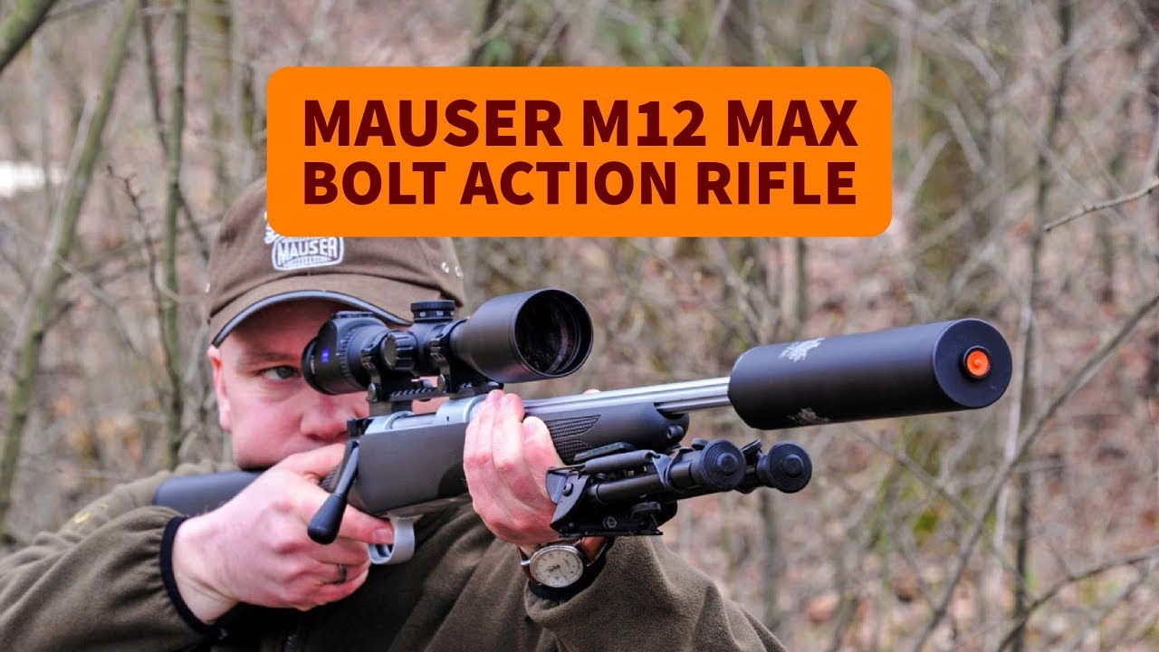 Mauser M 12 Extreme bolt-action hunting rifle - all4shooters