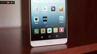 Видео обзор смартфона Huawei Ascend Mate 7 в интернет-магазине Svetofor(Huawei Ascend Mate 7 – планшетофон, который придется по вкусу всем любителям больших экранов. Это в первую очередь..., 2015-04-01T06:57:46.000Z)