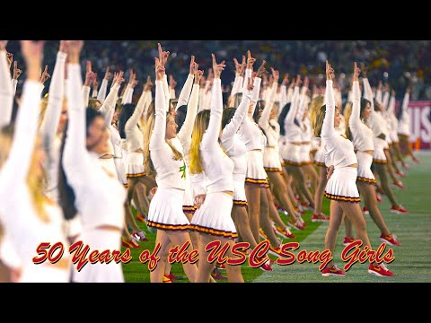 USC Trojan Marching Band · 50 Years of the USC Song Girls