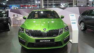 NEW 2018 Skoda Octavia VRS - Exterior & Interior