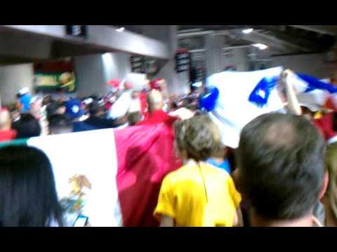 Panama vs USA.. June 12 2011 Raymond James Stadium