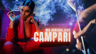 MIA BORISAVLJEVIC - CAMPARI (OFFICIAL VIDEO)