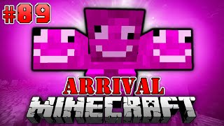 Der PINKE WITHER - Minecraft Arrival #089 [Deutsch/HD]