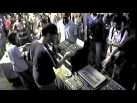 dubtribe sound system  WEMF 97  1 of 5