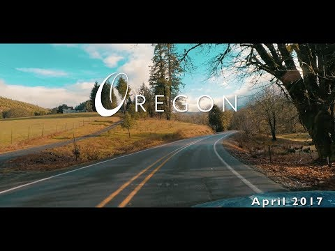 Oregon April 2017