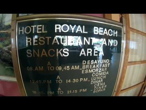 H.Top ROYAL BEACH 4* _ LLORET DE MAR _ SPAIN
