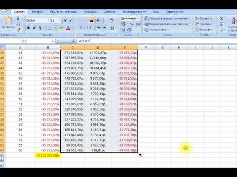 Как рассчитать график погашения кредита
