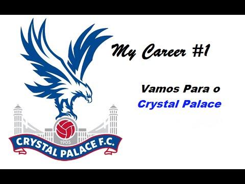 FIFA 16- My Career #1 vamos Para Crystal Palace