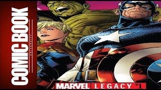 Marvel Legacy #1   COMIC BOOK UNIVERSITY