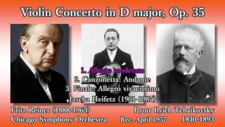 Pyotr Ilyich Tchaikovsky (1840-1893) Violin Concerto in D major, Op...
