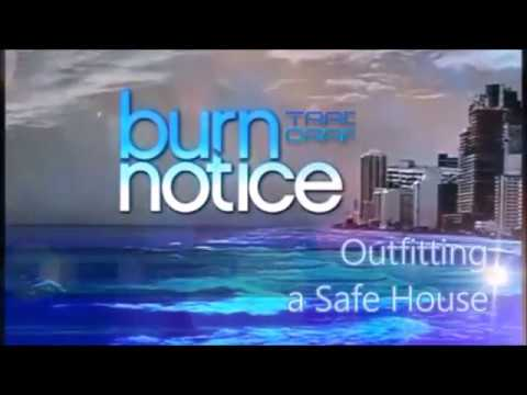 BURN NOTICE TRADECRAFT  Outfitting a Safe House