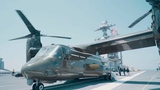 AMAZING: President Donald Trump USS Gerald R. Ford Commissioning Ceremony Speech 2017