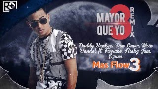 Mayor Que Yo 3 (REMIX) - Ozuna PREVIEW | Más Flow 3
