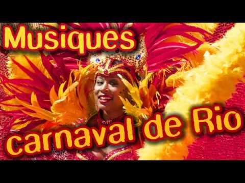 🎉🎶Rio Carnival music (Free Public Domain)🎉🎶