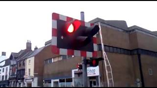 Lincoln Central Level Crossing Has Had A Refurbishment (16/11/14)