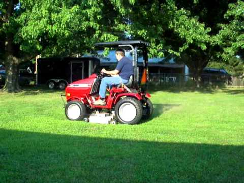 honda 5518 mulit purpose tractor for sale youtube