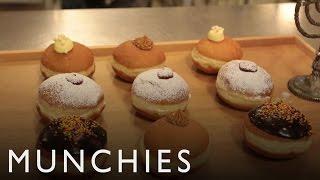How-To Make Sufganiyot with Uri Scheft of Breads Bakery: Hanukkah Spectacular