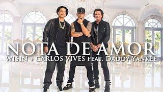 Wisin, Carlos Vives - Nota de Amor ft. Daddy Yankee by Chikino Dance