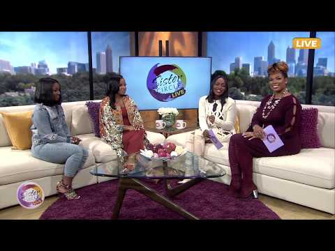 Toya Wright & Reginae Carter | October 23 | SisterCircleTV