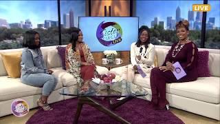Toya Wright & Reginae Carter | October 23 | SisterCircleTV