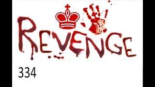 Taking Revenge before resigning!