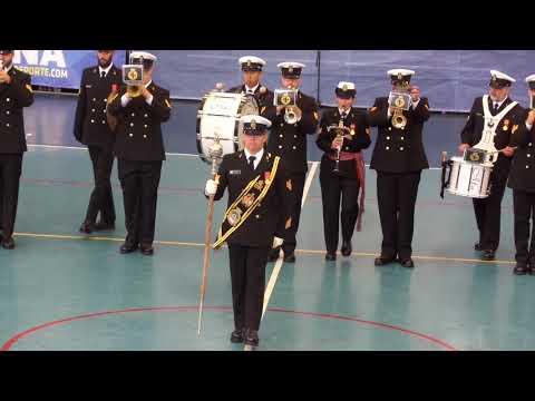 Bicentenario Armada de Chile, Royal Canadian Navy Band, Tattoo 2018 Viña del Mar, Parte 01